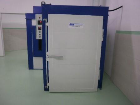 Box type ovens