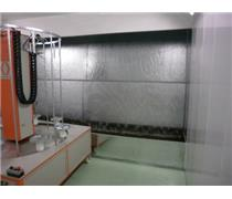 Automatic wet paint application systems