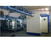 Semi Automatic Conveyor Oven