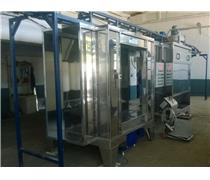 Filter Type Powder Coating Booths