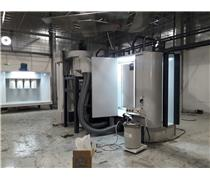 Cyclone Powder Coating Booths